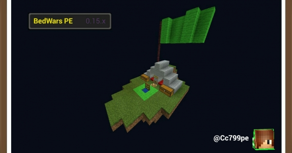 BedWars PE - 0 15 x   Minecraft PE Map   Minecraft Hub