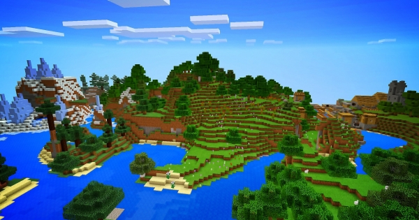 Flower Forest Seeds Minecraft Pe - Flowers Healthy