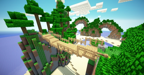 Find the best Minecraft PE hunger games servers …