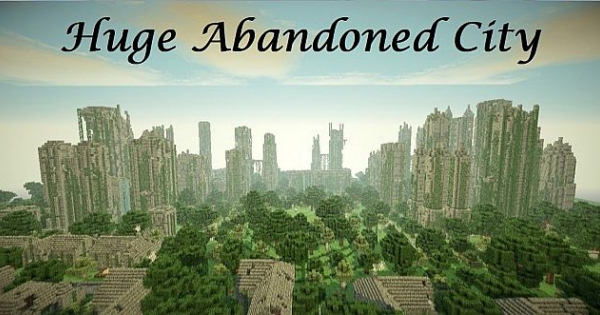 minecraft pe city map download creative