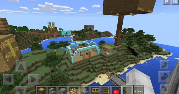 Fun Games To Build In Minecraft Pe