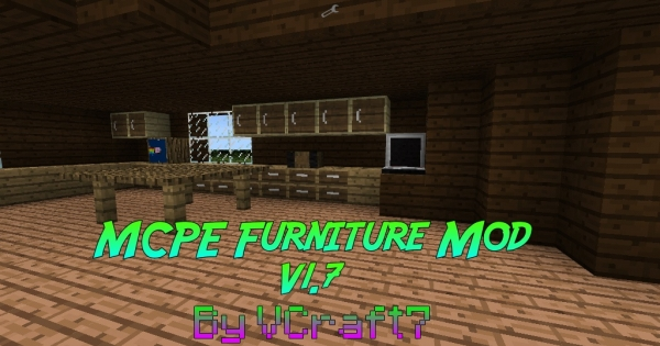 Mcpe furniture addon ios