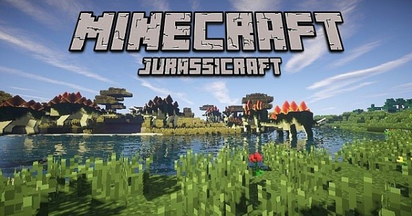 0 13 1] JurassiCraft Mod! | Minecraft PE Mod | Minecraft Hub