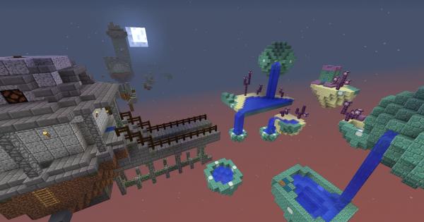 Isle Dream Minecraft Map Minecraft Hub