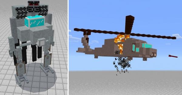 Transformers Add On Minecraft PE Mod Minecraft Hub