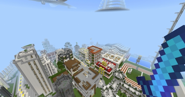 HighSchool RolePlay   Minecraft PE Server   Minecraft Hub