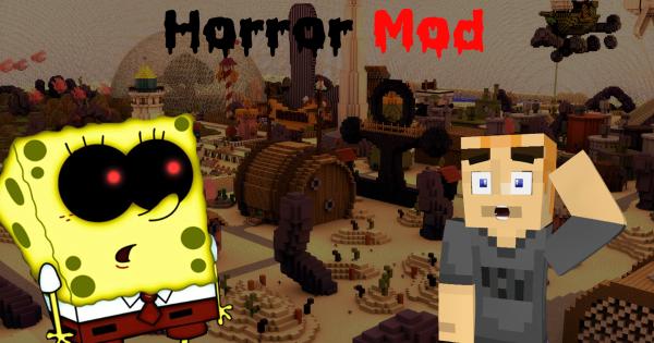 SpongeBob exe  Bottom Minecraft Mod Minecraft Hub