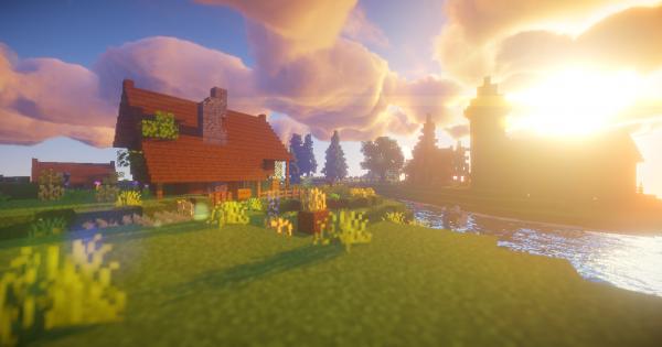 BSJE Shaders Demo Minecraft Texture Minecraft Hub