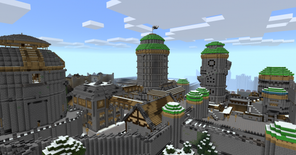 game of thrones minecraft pe map download