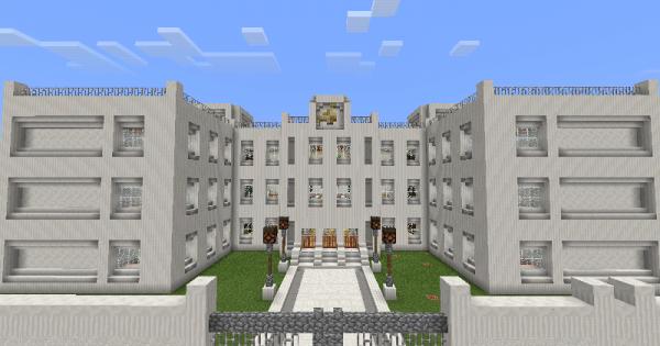 Yandere Simulator | Minecraft PE Map | Minecraft Hub