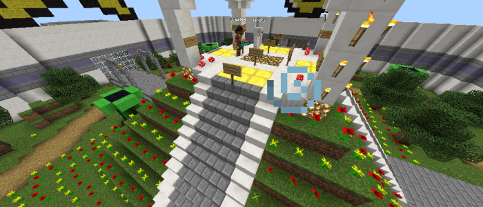 Minecraft 0 11 1 mini game server like 51 vote 0
