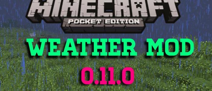 Weather Mod 0.11.1