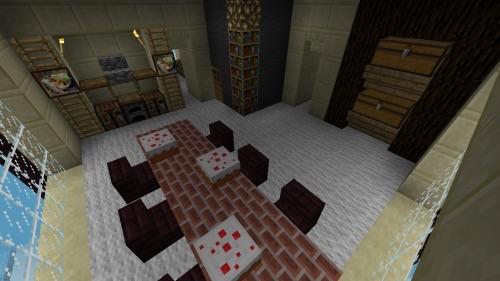 Minecraft Pocket Edition Bathroom Ideas : Survivalserver mcpe hub