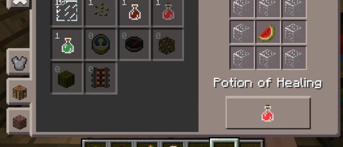 Potions Mod