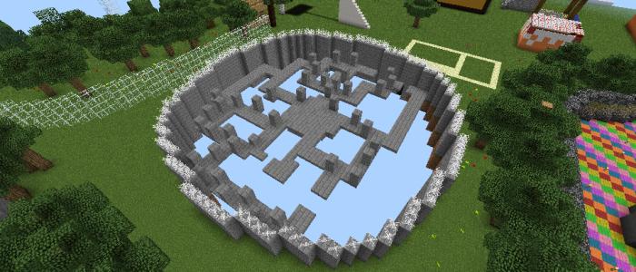 Minecraft Pe  0105  Mini Game Elite Server MCPE Hub 7T0bNaTX