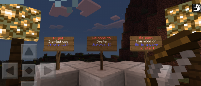 Simple Survival II (Factions) (SignShop) (Jobs) (PvP) (Ranks)  (New Warps)