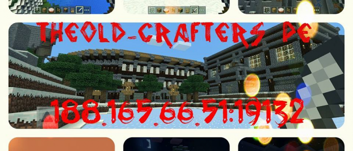 TheOld - Crafters PE