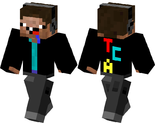 Modern Noob Minecraft Skin Minecraft Hub - Descargar skins para minecraft pe noob