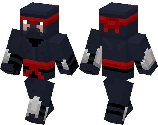 Ninja Skin XboxPlayStation Minecraft Skin Minecraft Hub - Ninja skins fur minecraft