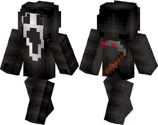 skin de minecraft