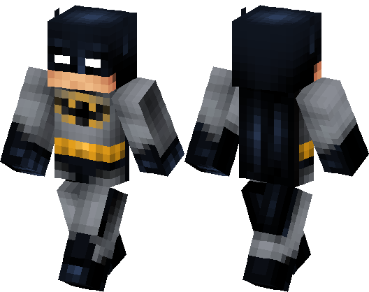 batman by brandon | Minecraft Skin | Minecraft Hub