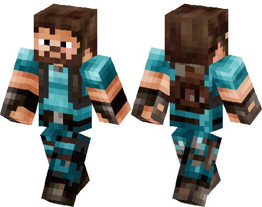 My Minecraft skin : XXXTENTACION
