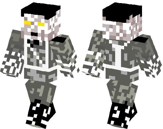 Nazi Zombie Minecraft Skin Minecraft Hub - Skins para minecraft pe hitler