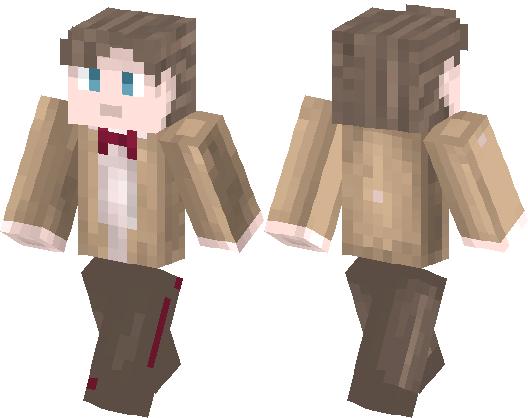 minecraft doctor skin