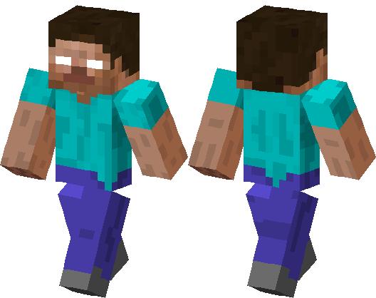 skins de minecraft para descargar de herobrine