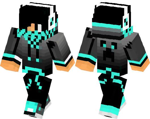 DezNiks Skin Youtuber Minecraft Skin Minecraft Hub - Skins para minecraft pe de youtubers