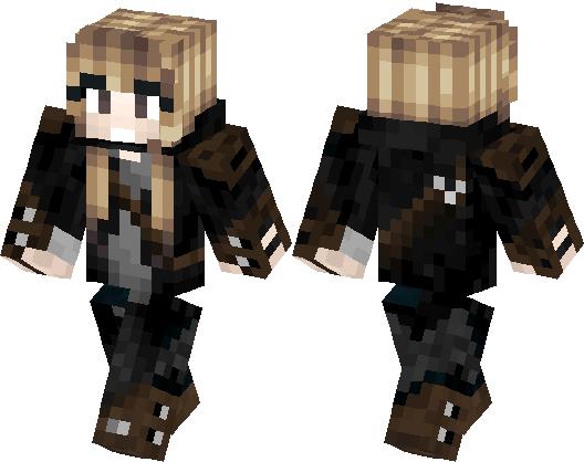 Original Archer Girl Minecraft Skin Minecraft Hub - Skins para minecraft original