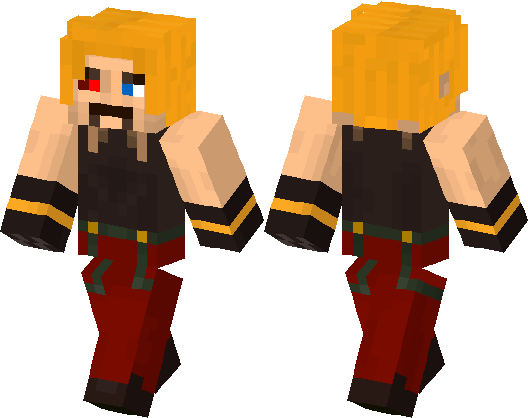 Rugal The King Of Fighters Minecraft Skin Minecraft Hub - Skins para minecraft pe king