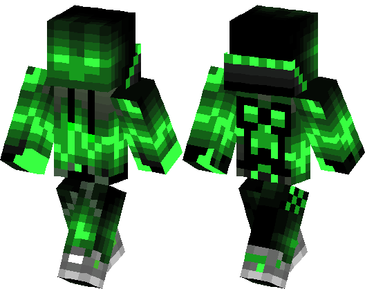 Green Ghost (Spooy Skin)
