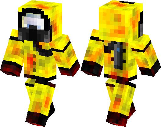 Cientista Minecraft Skin Minecraft Hub - Skins para minecraft pe cientista