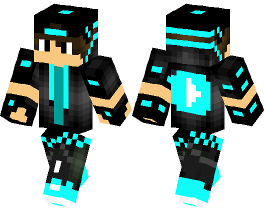 Cool YouTube Boy Skin Minecraft Skin Minecraft Hub - Skins para minecraft de pc