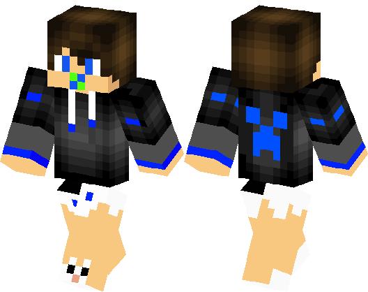Minecraft Pe Cute Baby Boy Skins Crafting
