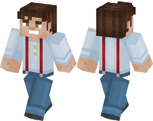 minecraft jesse skinpack