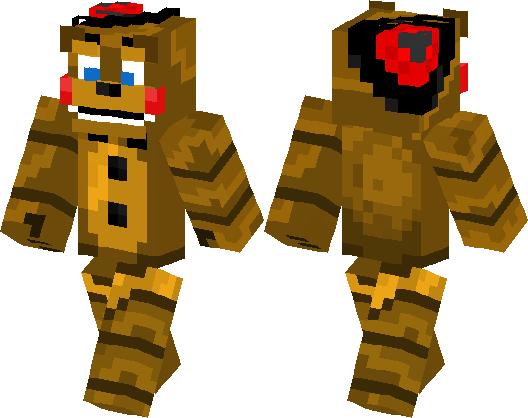 Toy Golden Freddy
