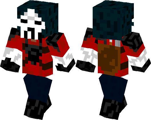 Casey Jones Minecraft Skin Minecraft Hub