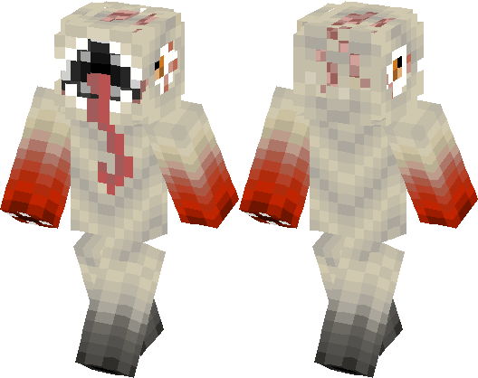 Sandworm Monster HD Skin Minecraft Skin Minecraft Hub - Monster skins fur minecraft