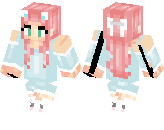 japanese girl skin updated minecraft skin minecraft hub