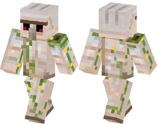 How To Craft An Iron Golem In Minecraft Pc
