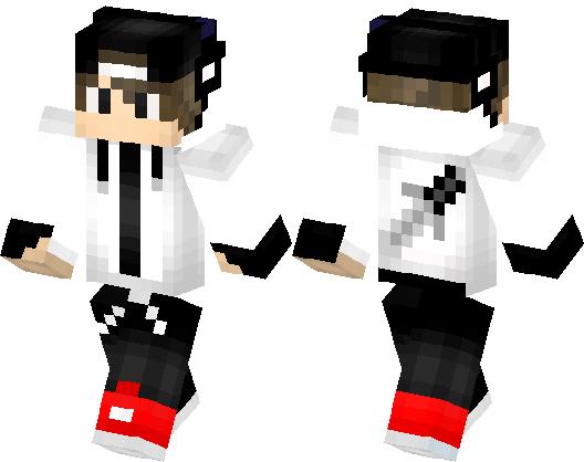 Xocool Boy Minecraft Skin Minecraft Hub - Skins para minecraft pe boy