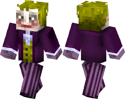 Joker Boy (no is my skin) Minecraft Skin - planetminecraft.com
