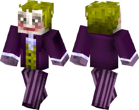Joker Boy (no is my skin) Minecraft Skin - planetminecraft.com