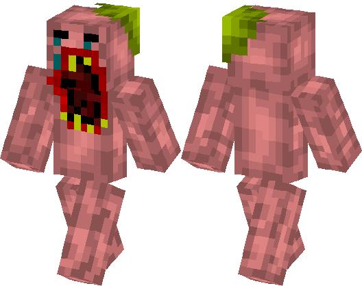 Horror Skin Minecraft Skin Minecraft Hub - Horror skins fur minecraft