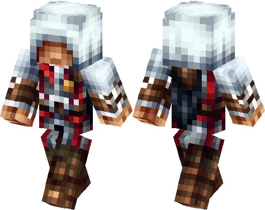 Assassin S Creed Minecraft Skin Minecraft Hub
