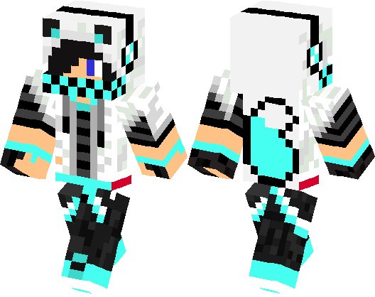 Boy Minecraft Build