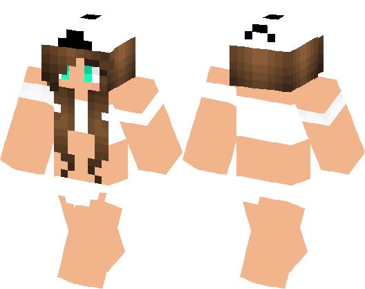 32c381ff76 Girl Bathing Suit | Minecraft Skin | Minecraft Hub