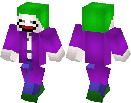 Jared Letos Joker Minecraft Skin Minecraft Hub - Skins para minecraft pe joker